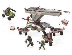 Halo Infinite Mega Construx Pro Builders Construction Set Defense Point Showdown Mattel