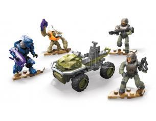 Halo Infinite Mega Construx Pro Builders Construction Set Recon Getaway Mattel
