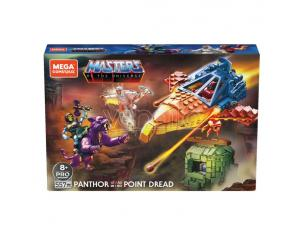 Masters Of The Universe Mega Construx Probuilders Construction Set Panthor At Point Dread Mattel