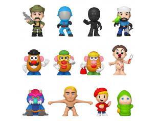 Hasbro Retro Toys Mystery Minis Vinile Mini Figures 6 Cm Display Retro (12) Funko