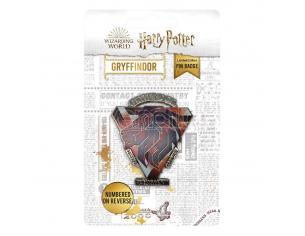Harry Potter Spilla Badge Grifondoro Edizione Limitata Fanattik