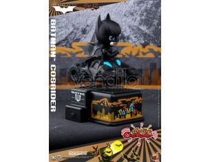 Batman The Dark Knight Cosrider Mini Figura Con Suono & Light Up Batman 13 Cm Hot Toys