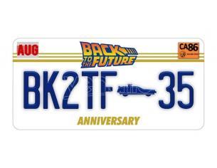 Ritorno Al Futuro Spilla Badge Edizione Limitata 35th Anniversary Fanattik