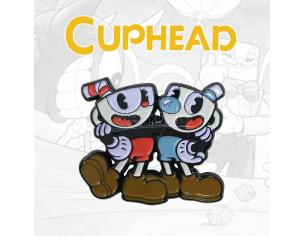 Cuphead Spilla Badge Edizione Limitata Fanattik