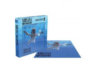 Nirvana Rock Saws Jigsaw Puzzle Nevermind (500 Pieces) PHD Merchandise