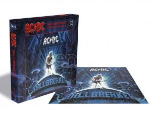 AC/DC Rock Saws Jigsaw Puzzle Ballbreaker (500 Pieces) PHD Merchandise