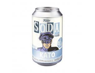 Green Hornet Vinile Soda Figures Kato 11 Cm Assortment (6) Funko