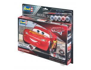 Cars Easy-click Model Kit 1/24 Fulminemcqueen 17 Cm Revell