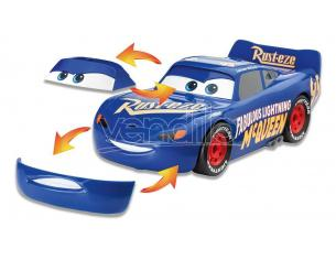 Cars Junior Kit Model Kit Con Suono & Light Up 1/20 The Fabulous Fulminemcqueen Revell