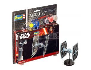Star Wars Model Kit 1/110 Model Set TIE Fighter 9 Cm Revell