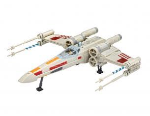 Star Wars Model Kit 1/57 X-wing Fighter 22 Cm Revell