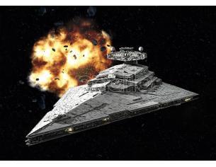 Star Wars Model Kit 1/12300 Imperial Star Destroyer 13 Cm Revell