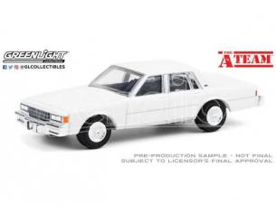 A-Team Diecast Model 1/64 1980 Chevrolet Caprice Classic Greenlight Collectibles