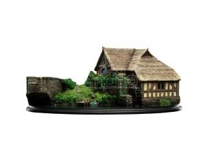 The Hobbit: An Unexpected Journey Hobbiton Mill & Bridge Environment 31 X 17 Cm Weta Collectibles