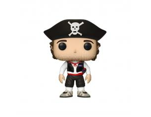Fast Times At Ridgemont High Pop! Movies Vinile Figura Brad As Pirate 9 Cm Funko