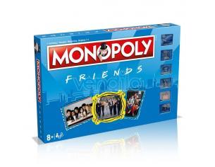 Friends Gioco Da Tavolo Monopoly *french Version* Winning Moves