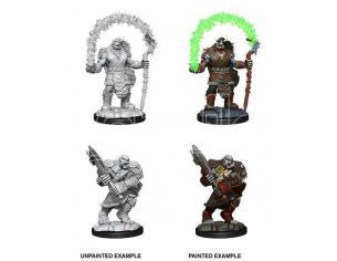D&d Nolzur's Marvelous Miniatures Unpainted Miniatures Orc Adventurers Case (6) Wizbambino