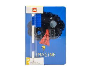 Lego Agenda Con Pen Imagine Joy Toy
