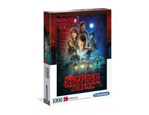 Stranger Things Puzzle Season 1 Clementoni