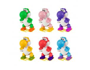 Super Mario Wind Up Figures Mystery Pack Display Yoshi (12) Tomy