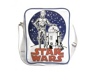 Star Wars Borsa A Tracolla Droids Logoshirt