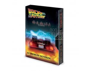Ritorno Al Futuro Premium Agenda A5 Great Scott Vhs Pyramid International