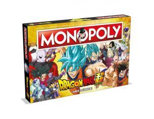 Dragon Ball Super Gioco Da Tavolo Monopoly *french Version* Winning Moves
