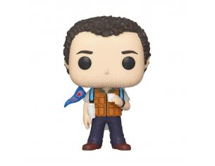 Waterboy Pop! Movies Vinile Figura Bobby Boucher 9 Cm Funko