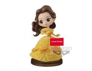 Disney Q Posket Petit Mini Figura Story Of Belle Ver. D 7 Cm Banpresto