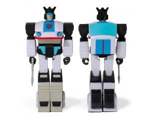 Transformers Reaction Action Figura Wave 1 Jazz 10 Cm Super7