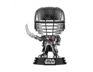 Star Wars Pop! Movies Vinile Figura Kor Scythe (chrome) 9 Cm Funko