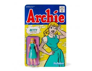 Archie Comics Reaction Action Figura Wave 1 Betty 10 Cm Super7