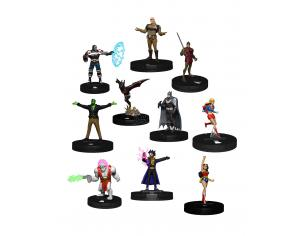 Dc Heroclix: Justice League Unlimited Booster Brick (10) Wizbambino