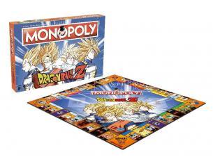 Dragon Ball Gioco Da Tavolo Monopoly *french Version* Winning Moves
