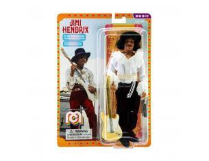 Jimi Hendrix Action Figura Miami Pop 20 Cm Mego