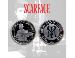 Sciarpaace Collectable Coin The World Is Yours Fanattik