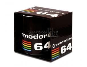 Commodore 64tazzacommodore Colors Logoshirt
