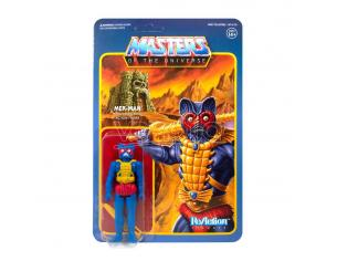 Masters Of The Universe Reaction Action Figura Mer-man (carry Case Color) 10 Cm Super7