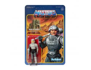 Masters Of The Universe Reaction Action Figura Man-at-arms (movie Accurate) 10 Cm Super7