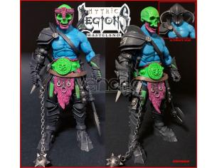 Mythic Legions: Wasteland Actionfigur Kronnaw 15 Cm Four Horsemen Toy Design