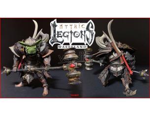 Mythic Legions: Wasteland Actionfigur Thumpp 15 Cm Four Horsemen Toy Design