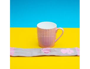Pusheen Sock In A Tazza pink Cupcake Thumbs Up