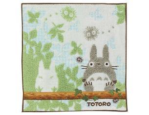 My Neighbor Totoro Mini Asciugamano Totoros 25 X 25 Cm Marushin