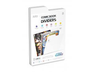 Ultimate Guard Premium Comic Book Dividers White (25) Ultimate Guard