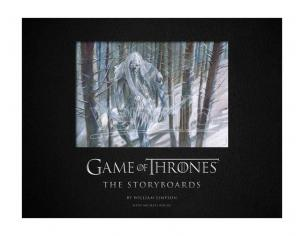 Game Of Thrones Art Book The Storyboards Insight Editions