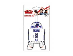 Star Wars Rubber Luggage Tag R2-D2 Pyramid International