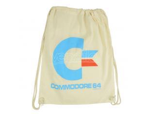 Commodore 64 Borsa Palestra White Logo United Labels