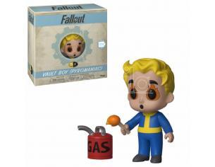 Fallout 5-star Vinile Figura Vault Boy (pyromaniac) 8 Cm Funko