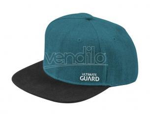 Ultimate Guard Cappellino Cappellino Snapback Petrol Blue Ultimate Guard