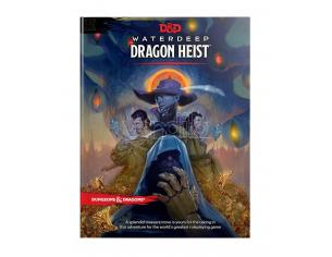 Dungeons & Dragons RPG Adventure Waterdeep: Dragon Heist English Wizards of the Coast